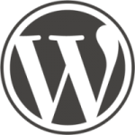 The Official WordPress Logo